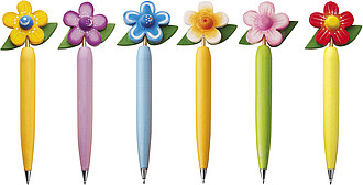 Flower ballpenVarious