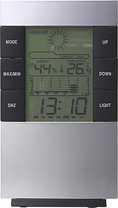 Digital weather station Silver