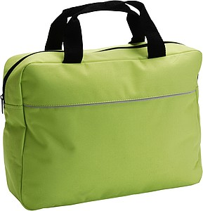 Document bagLight green