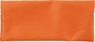 Pencil case. Orange