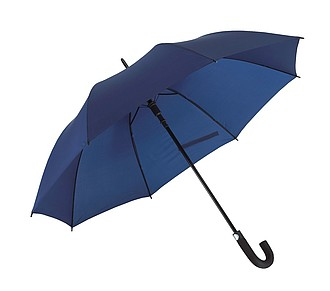 "Automatic golf umbrella ""Subway,colour navy blue"