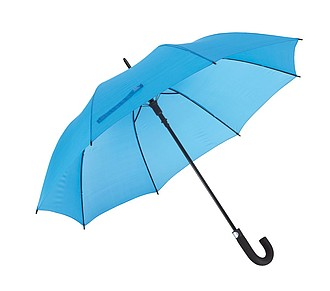 "Automatic golf umbrella ""Subway,colour azure blue"
