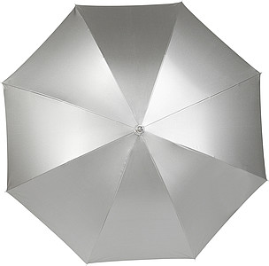 Nylon umbrella Silver