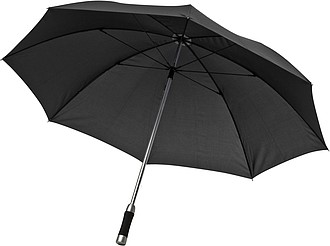 Polyester umbrella Black