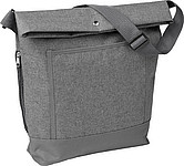 Poly canvas lady tote bag (600D)