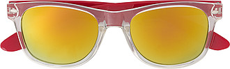 Plastic sunglasses with UV400protection