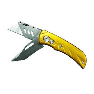 SCHWARZWOLF CORTAR twin blade cutter, light orange
