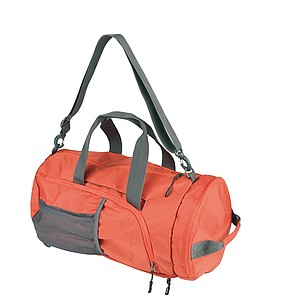 SCHWARZWOLF BRENTA foldable sport bag/backpack, orange
