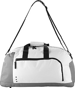 Sports/Travel bag.White
