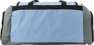 Large sports bag Pale blue