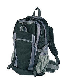 SCHWARZWOLF MATTERHORN turistic backpack, black