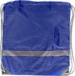 Drawstring backpackCobalt blue