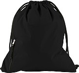 Pongee (190T) drawstring backpack
