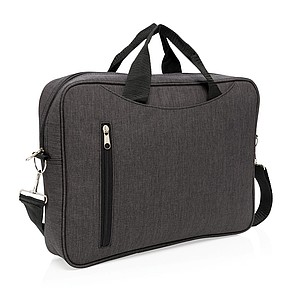 "Classic 15"" laptop bag, black"