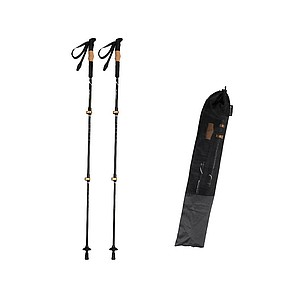 SCHWARZWOLF DENALI Set of 2 walking sticks