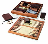 6 in 1 Game Wooden Box