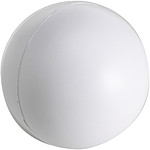 Anti stress ball White