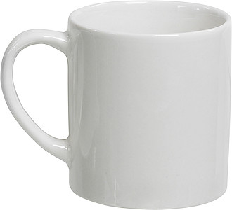 Porcelain mug. 170ml.White