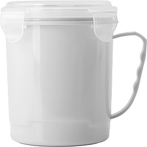 Plastic microwave cup (720 ml)