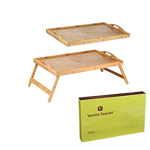 VS ABELA Bamboo Breakfast-in-Bed Table