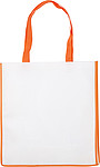Non-woven bag Orange