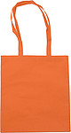Exhibition bag, non woven Orange