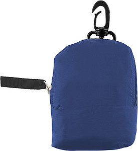 Foldable shopping bagBlue