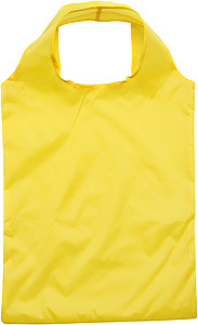 Foldable shopping bag Yellow