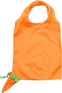 Foldable shopping bag Orange