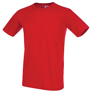 Stedman Classic-T Fitted Men, scarlet red, L