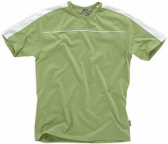 Slazenger Richmond Stripe T-shirt, green S