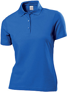 Stedman Polo 65/35 Women, bright royal, XL