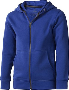 Elevate Arora FZ Kids Sweater, blue 104
