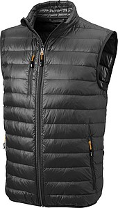 Elevate Fairview Bodywarmer, anthracite XL