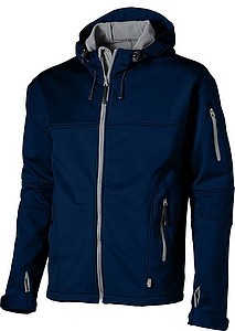 Slazenger Match Softshell Jacket, navy M