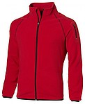 Slazenger Drop Shot MF jacket, red L