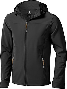 Elevate Langley Softshell jacket, anthracite XXL
