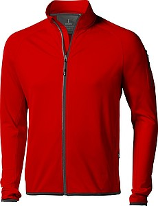 Elevate Mani Power Fleece jacket, red XL