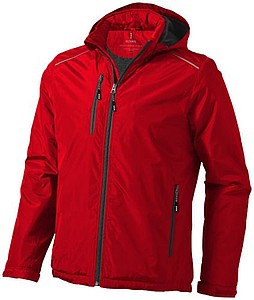 Elevate Smithers Jacket, red XXXL