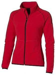 Slazenger Drop Shot Ladies MF jacket, red S