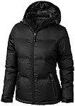 Elevate Caledon ladies Down Jacket, black L