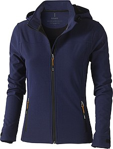 Elevate Langley Ladies Softshell jacket, navy M