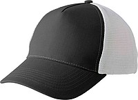 Polyester baseball cap with 5 panels
