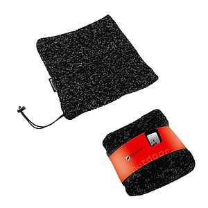 SCHWARZWOLF MOGOTON Knitted multifunctional Schwarzwolf neckcloth 2in1