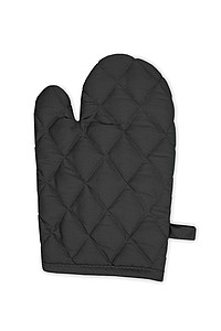 Oven Gloves 180 gr, 100% cotton 21 x 30 cm Anthracite