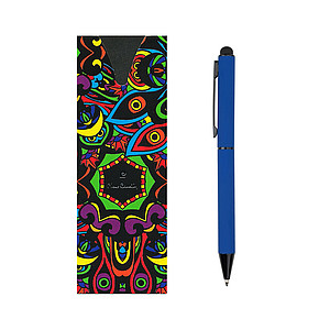 PC CELEBRATION ballpoint pen, dark blue