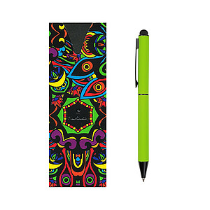 Pierre Cardin CELEBRATION ballpoint pen, green