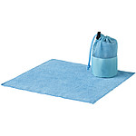 Sporti Towel with pouch BL
