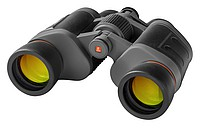 Creston 8 x 40 Binoculars, grey,black,orange