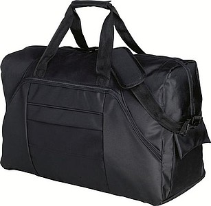 Microfiber travel bag, black